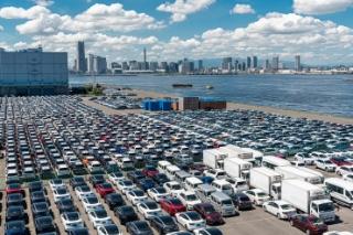 イメージ:中古車輸出事業