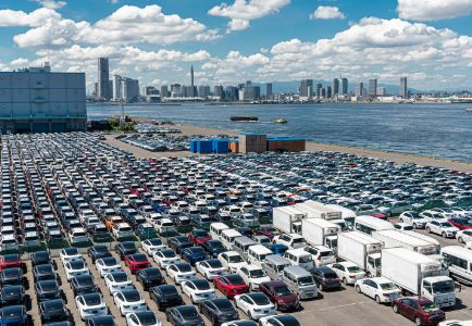 イメージ:新車・海外輸出